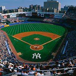 High Angle View Of A Baseball Stadium, Yankee Stadium, New York City, New Part 80