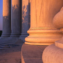 USA, District of Columbia, Washington DC, Jefferson Memorial