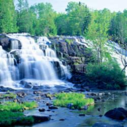 Waterfall MI