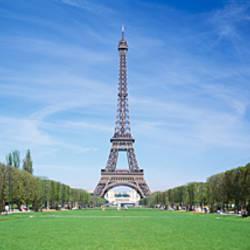 The Eiffel Tower Paris France