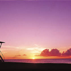 Waimea Bay Oahu HI USA