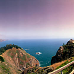 Muir Beach Overlook, Golden Gate National Recreation Area, California USA