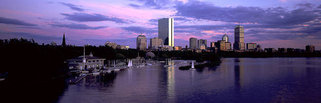 Back Bay Boston MA