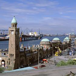 Port Hamburg, Germany