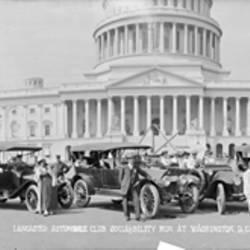 Lanscaster Automobile Club Washington DC