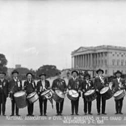 Civil War Musicians Washington DC