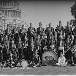 Almas Temple Band Washington DC