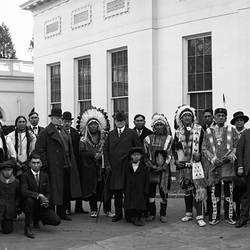 Ponca Indians Washington DC