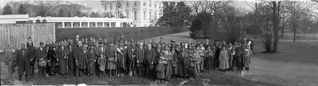 Osage Indians Washington DC