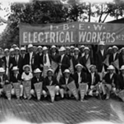 International Brotherhood of Electrical Workers Number 26 1916