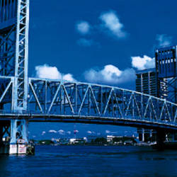 Main Street Bridge, Jacksonville, Florida, USA