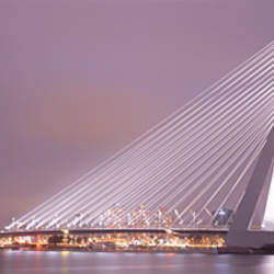 Erasmus Bridge, Rotterdam, Holland, Netherlands