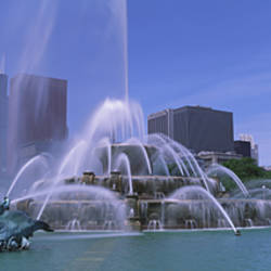 Buckingham Fountain Chicago IL USA