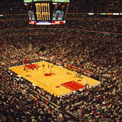 United Center Chicago IL USA