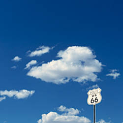 Clouds Route 66 Isleta NM USA