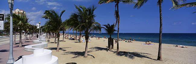 USA, Florida, Fort Lauderdale, Beach