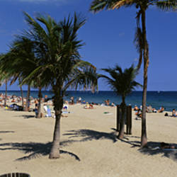 USA, Florida, Fort Lauderdale, Beach