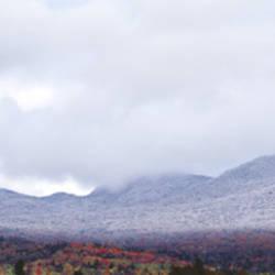 Sentinel Range, Adirondack State Park, Lake Placid, New York State, USA