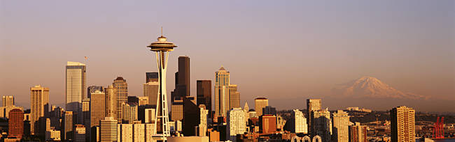 Skyline, Seattle, Washington State, USA