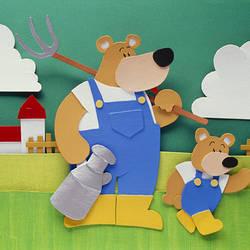 Illustration bears