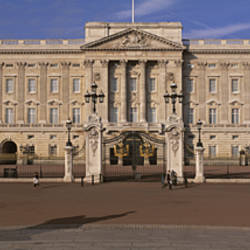 View Of The Buckingham Palace, London, England, United Kingdom