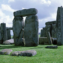 Landmark, Stones, Stonehenge, England, United Kingdom