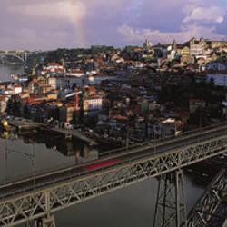 Dauro River, Oporto, Portugal