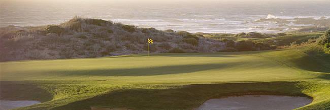 Golf Course Pebble Beach CA