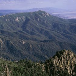Sandia Mountains, Albuquerque, New Mexico, USA