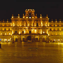 Plaza Mayor Castile & Leon Salamanca Spain