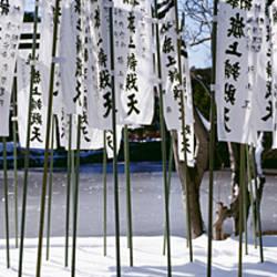 Banners, Kamakura, Japan