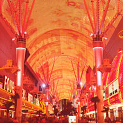 Fremont St Experience, Las Vegas, NV