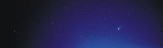 Comet, Hale Bopp