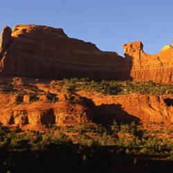 Mitten Ridge nr Sedona AZ