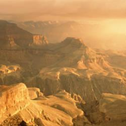 Sunrise Hopi Point Grand Canyon National Park AZ USA