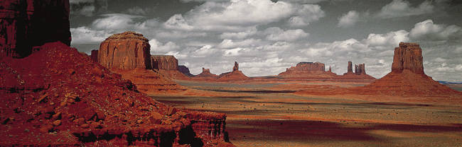 Mountains, West Coast, Monument Valley, Arizona, USA,