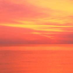 Sunset At Pier, Water, Caspersen Beach, Venice, Florida, USA