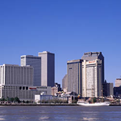 Central Business District, New Orleans, Louisiana, USA