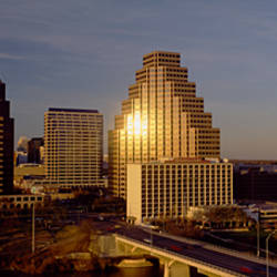 Skyscrapers in a city, Austin, Texas, USA