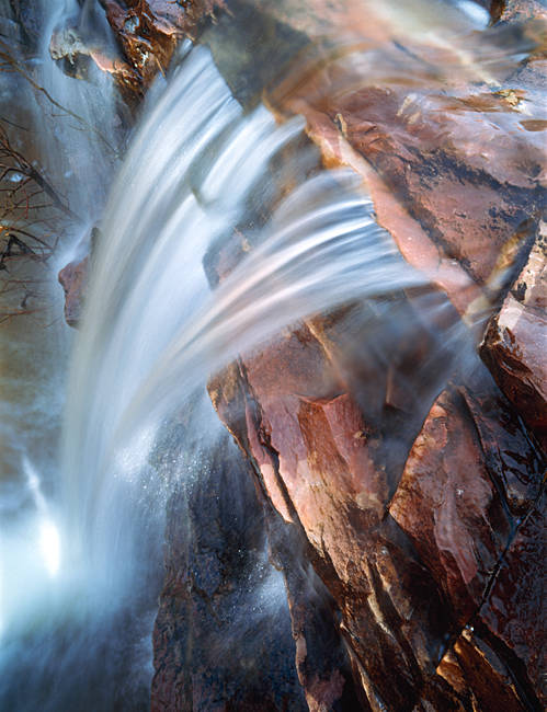 Waterfall AZ USA