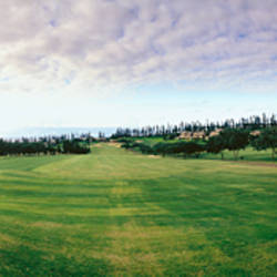 Golf Course Maui HI USA
