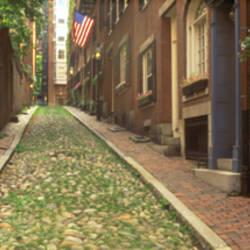 USA, Massachusetts, Boston, Beacon Hill
