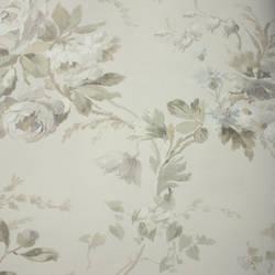 Linen Floral  Cream