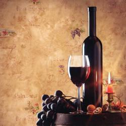 Vineyard Faux  Brown