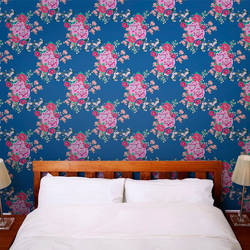 Chinese Silk - Wallpaper Tiles