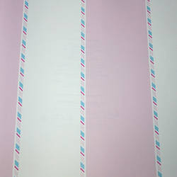 Candy Striper Cotton Candy Pink Kids Wallpaper