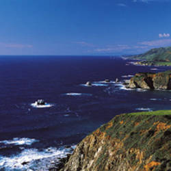 Pacific Coast, Big Sur, California, USA