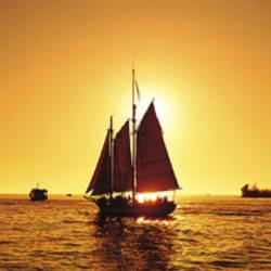Sailboat, Key West, Florida, USA