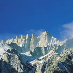 USA, California, Mount Whitney