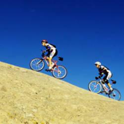 USA, Utah, Moab, Slick Rock Bike Trail